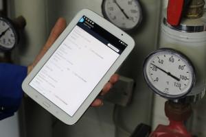 PTSGroup_Smart Work Mobile_Ihre App für mobiles Auftragsmanagement_Messwerte zurückmelden