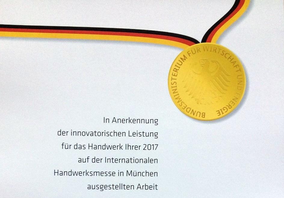 Smartwork Mobile gewinnt den Bundesinnovationspreis 2017